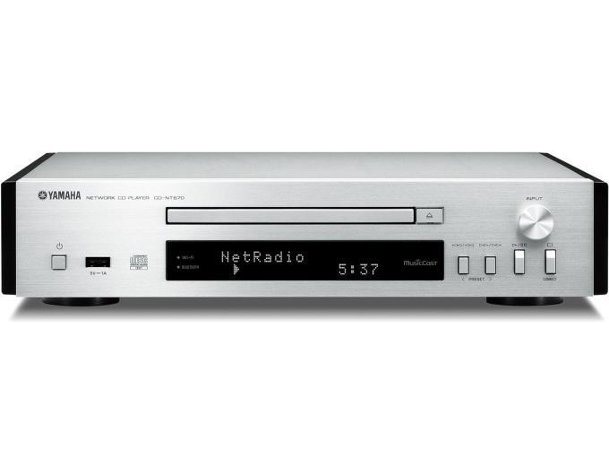 YAMAHA CDプレーヤー CD-NT670