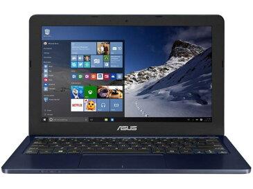 ASUS ノートパソコン E202SA-FD0076TASUS VivoBook E202SA E202SA-FD0076T [ダークブルー]