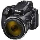 NIKON デジタルカメラ ニコン COOLPIX P1000 BK