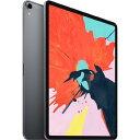 APPLE iPAD(Wi-Fiモデル) iPad Pro 12.9インチ Wi-Fi 512GB MTFP2J/A [スペースグレイ]