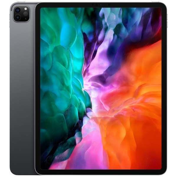 スマートフォン・タブレット, タブレットPC本体 APPLE iPAD(Wi-Fi) iPad Pro 12.9 4 Wi-Fi 512GB 2020 MXAV2JA