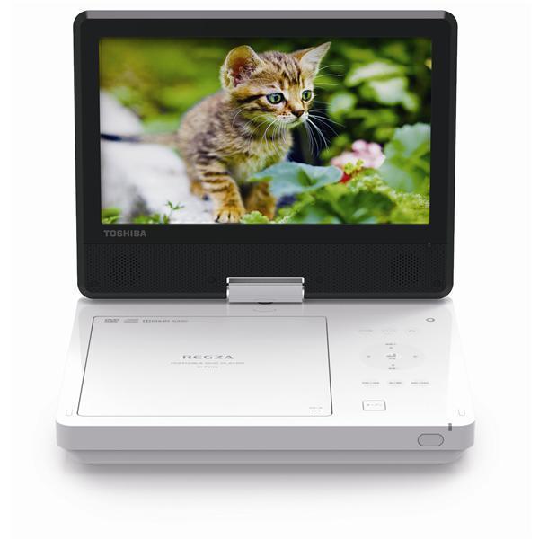 光ディスクレコーダー・プレーヤー, ポータブルブルーレイ・DVDプレーヤー TOSHIBA DVD SD-P910SREGZA SD-P910S