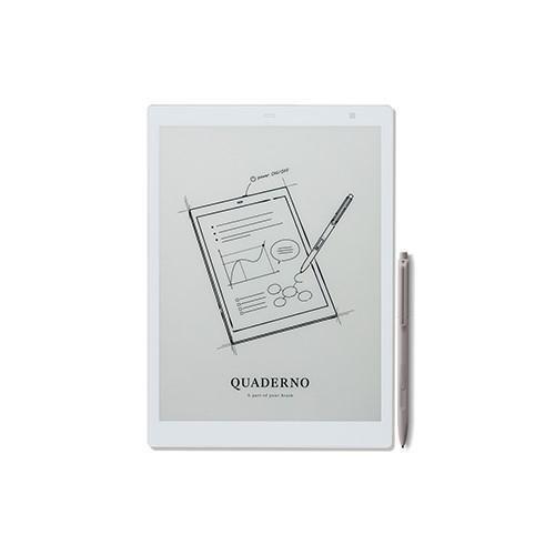 電卓・デジタル文具, デジタルメモ FUJITSU QUADERNO A5 FMVDP51