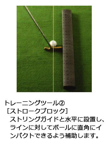 ツアーリンクストレーニングエイドTA-7PP-113フィートタイプ(3.9m)(Z-125)TourLinksトレーニング用パッティンググリーン