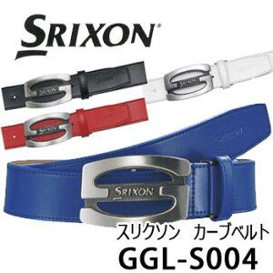 ダンロップ スリクソン ベルト GGL-S004 DUNLOP SRIXON ゴルフ カーブベルト【セール価格】