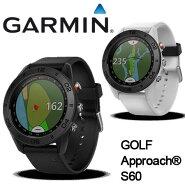 即納★ガーミンGARMINS60GPSゴルフナビ[時計型高低差対応高性能距離測定器]【ラッキーシール対応】
