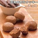 【チョコ】 豆乳おからクッキー 訳あり 1kg 送料無料 お...