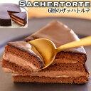 ザッハトルテ 5号 チョコレートケーキ 送料無料 6人分 誕生日 スイーツ ギフ