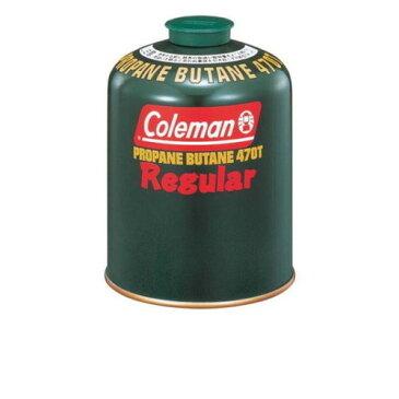 (Coleman)コールマン 純正LPガス[Tタイプ]470G  アウトドア アウトドア用品 アウトドアー 用品 アウトドアグッズ キャンプ キャンプ用品 lpガス 燃料 ガスカートリッジ ランタン ガス カートリッジ バーベキュー用品 バーベキュー ガスコンロ ガスボンベ バーベキューコンロ