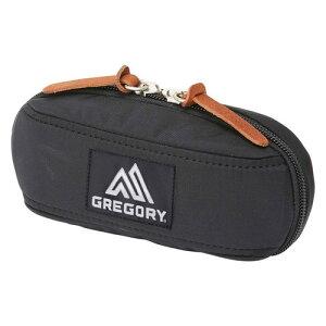 (GREGORY)グレゴリー サングラスケース ブラック ? サングラスケース 眼鏡ケース メガネケース ポーチ アクセサリーポーチ 旅行 アウトドア キャンプ おしゃれ