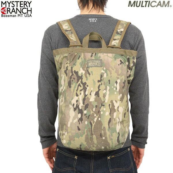 男女兼用バッグ, バックパック・リュック MYSTERY RANCH BOOTY BAG MultiCam