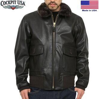10P19Dec15 駕駛艙美國駕駛艙美國海軍問題 Mil Spec g-1 皮革飛行夾克棕色皮革夾克 g-1 飛行夾克美國軍用夾克外套