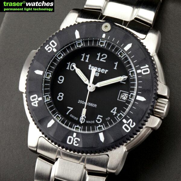 腕時計, メンズ腕時計 TRASER NAVIGATOR Steel P6502.120.32.01 2 6 WIP