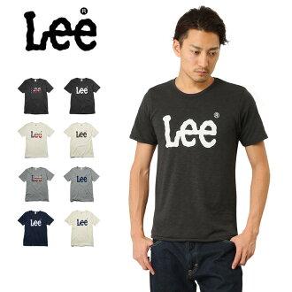Lee ri LS1017 LEE LOGO PRINT T恤