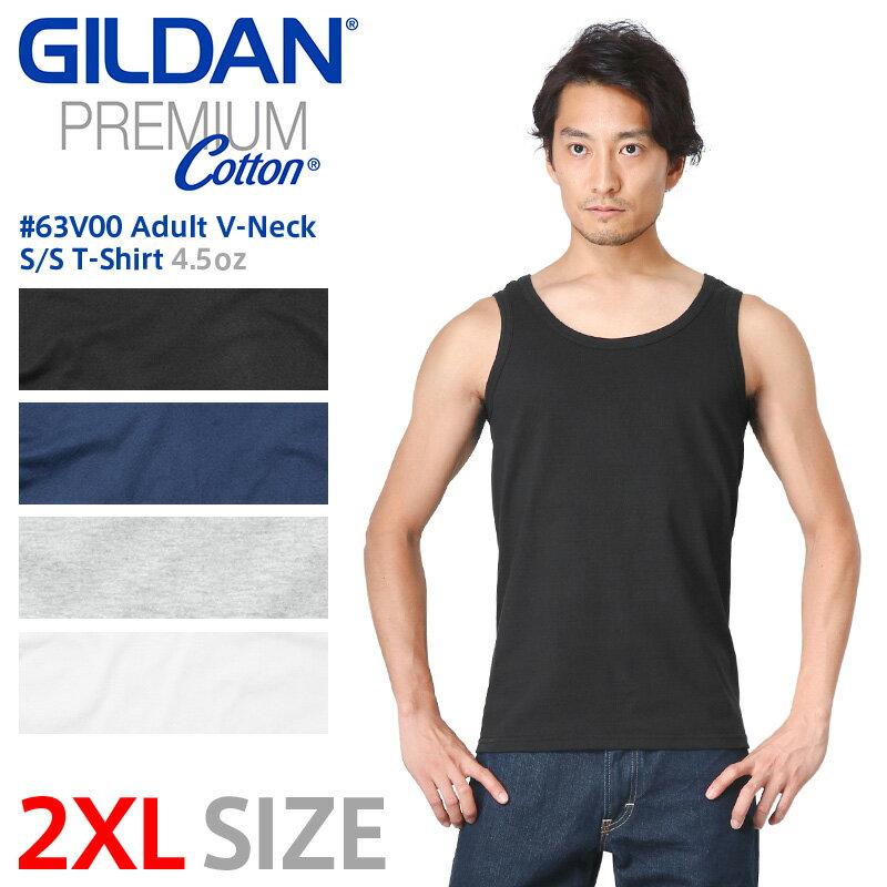 トップス, タンクトップ 15OFF2XLGILDAN 76200 5.3oz Japan FitSx