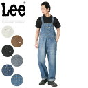 【18%OFFクーポン対象!】Lee リー LM7254 DUNGAREES OVERALL(ダンガリーズ オーバーオール)