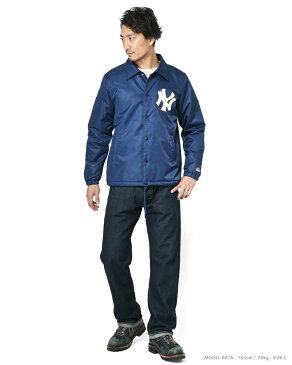 【15%OFFクーポン対象】MAJESTIC マジェスティック ニューヨーク・ヤンキース VINTAGE ボア コーチジャケット MM23-NYK-0106