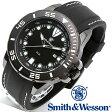 【クーポン対象外】 Smith & Wesson スミス&ウェッソン SCOUT WATCH 腕時計 WHITE/BLACK SWW-582-WH