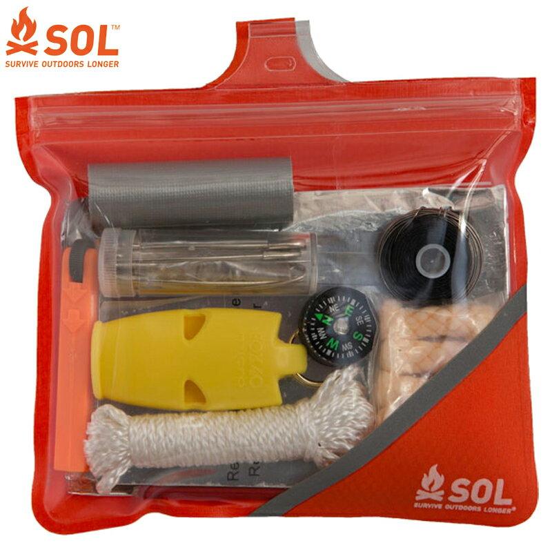 防災関連グッズ, 防災セット・非常用持ちだし袋 SOL