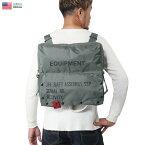 【15%OFFクーポン対象】実物 新品 米軍 CASE,LIFE RAFT エクイップメントバッグ