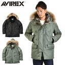 【10月中旬入荷予定】AVIREX アビレックス N-3B COMME...