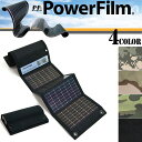 【15%OFFクーポン対象】Powerfilm パワーフィルム USB+AA Solar Charger 米軍も正式採用している アウトドア向けのソーラーチャージャー アウトドアや災害時の電源として活躍【WIP03】
