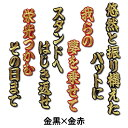 【プロ野球 阪神タイガースグッズ】大山悠輔ヒッティングマーチ(応援歌)ワッペン