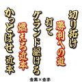 【阪神タイガースグッズ】近本光司ヒッティングマーチ(応援歌)ワッペン