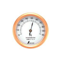 シンワ測定 湿度計 丸型 T-3 6.5cm 72668 M6