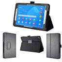 【タッチペン・フィルム付】 wisers Huawei MediaPad T1 8.0 タブレット 専用 ケース カバー 改良版 全4色 ブラック・スカイブルー・ホワイト・ピンク