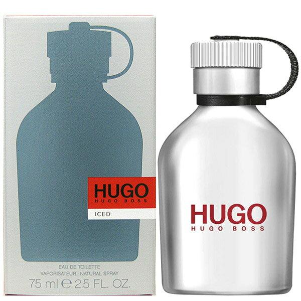 美容・コスメ・香水, 香水・フレグランス  EDT SP 75ml Hugo Boss Iced For Men