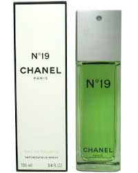 CHANEL n19 CHANEL NO.19 EDT SP 100mlNo1914