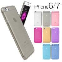 iPhone6/6Plus 薄型TPUケース