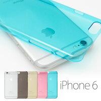 iPhone6/6Plus 薄型クリアケース