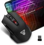 送料無料ワイヤレスマウスセット【マウスパッド付き!】2.4GHZ無線マウス超軽量3段調節可能DPI800/1600/2000DPI高精度単三形乾電池付き人体工学デザイン