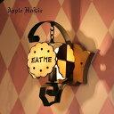 ブラケットライト 【EAT ME Bitter Chocolate・イート ミー ビター チョコレート】 LED対応 不思議の国のアリス スイーツ 壁掛け照明 ステンドグラス ランプ