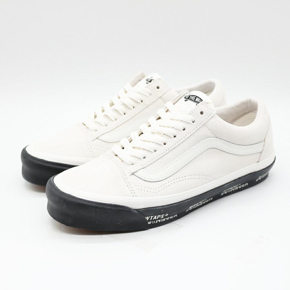 メンズ靴, スニーカー VANS VAULT X WTAPS OG OLD SKOOL LX X OG VN0A4P3X20F
