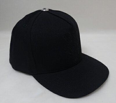 メンズ帽子, キャップ Chrome Hearts Baseball Cap DENIM-DAGGER BlackBlack () USA