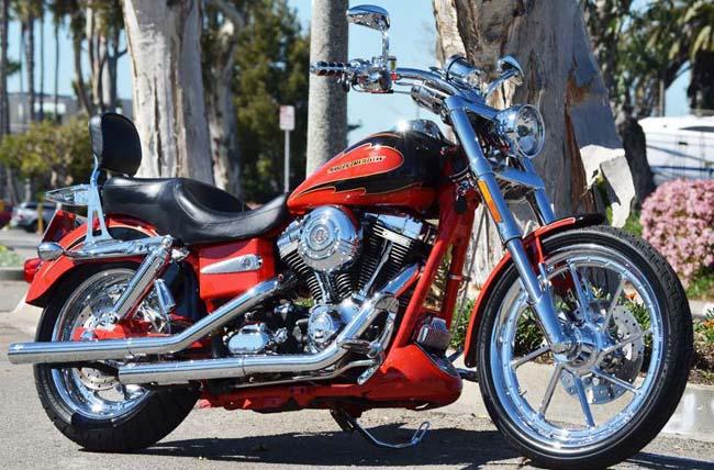 ハーレーダビッドソン Harley Davidsonヴィンテージ ハーレーダビッドソン2007年 FXDSE ダイナ スクリーミング イーグル CVOハーレー純正 正規品 アメリカ買付 USA直輸入  通販:Wit@USA