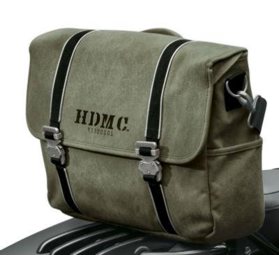 ハーレーダビッドソン Harley Davidsonメッセンジャーバック シーシーバーラゲッジHDMC Messenger Bag アーミーグリーンハーレー純正 正規品 アメリカ買付 USA直輸入 通販