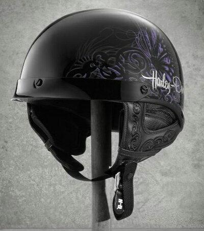 【楽天市場】ハーレーダビッドソン Harley Davidsonレディース ハーフ ヘルメットwomen S Fly