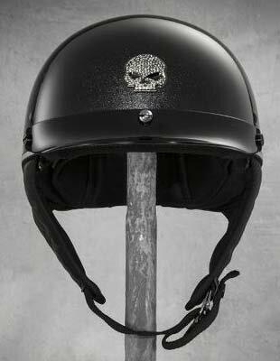 【楽天市場】ハーレーダビッドソン Harley Davidsonレディース ハーフ ヘルメットharley