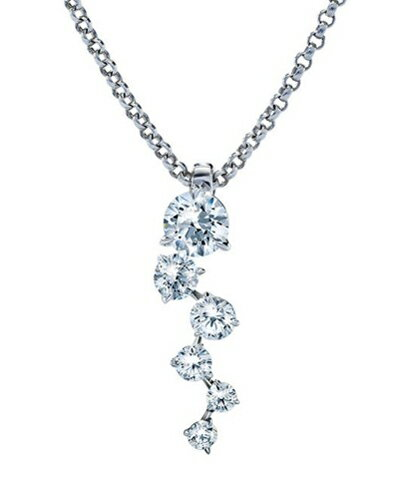 ディアマ DIAMAシグネチャー ネックレス  SIGNATURE NECKLACE (1.06ct tw)SWAROVSKI スワロフスキークリエイティブダイヤモンド使用