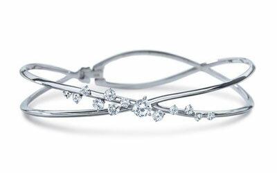ディアマ DIAMAエンカウンター ブレスレット ENCOUNTER BRACELET (1.11ct tw)SWAROVSKI スワロフスキークリエイティブダイヤモンド使用