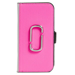 4a92ae8d47 マークジェイコブス iPhoneケース M0014385 MARC JACOBS Snapshot Smartphone Cover 8  (BRIGHT PINK MULTI)