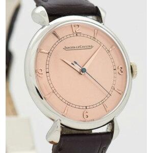 JAEGER-LE COULTRE مستورد من الخارج [Vintage] Antique Watch 1950's