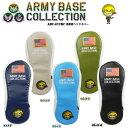 アーミーベースコレクション ABC022HC ドライバー用 ヘッドカバー ARMY BASE