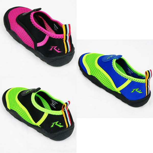 【12時までなら即日発送!】【あす楽】RUSTY(ラスティ)967914子供用マリンシューズキッズウォーターシューズアクアシューズAQUASHOSEシューズ靴