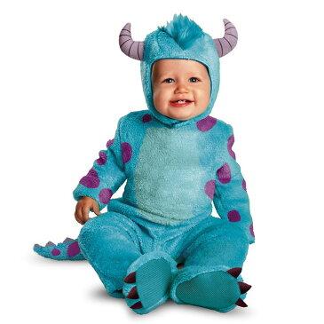 めっちゃかわいい赤ちゃん用着ぐるみ『ベイビー・モンスターサリー』