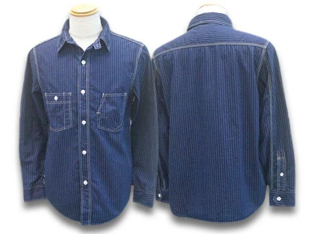 トップス, カジュアルシャツ FREE WHEELERSWork ShirtsIRONALL(2023002)(WOLF PACK)
